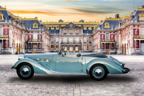 Osenat - Automobiles de Collection - Versailles, France