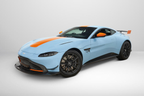 Online Charity Auction: Aston Martin Vantage Heritage Racing Edition