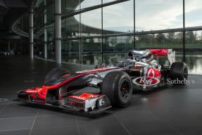 The Lewis Hamilton GP Winning McLaren