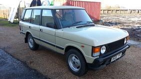 1984 Land Rover Range Rover
