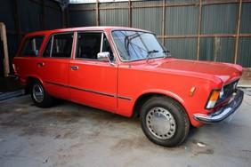 1987 FSO Polski Fiat 125P