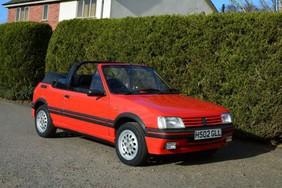 1991 Peugeot 205 CTi