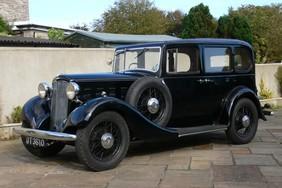 1935 Hillman 20/70