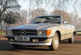 1973 Mercedes-Benz 350 SL