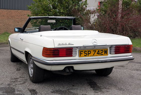 1980 Mercedes-Benz 280 SL