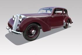 1938 Talbot Baby