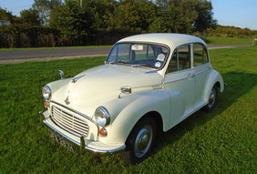 1970 Morris Minor