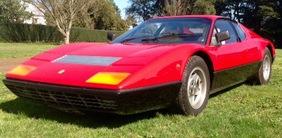 1973 Ferrari 365 GT4 BB