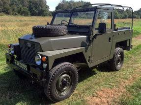1973 Land Rover Lightweight