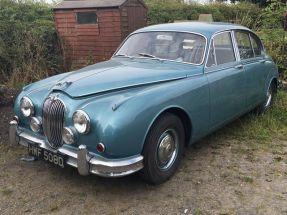 1966 Jaguar 240
