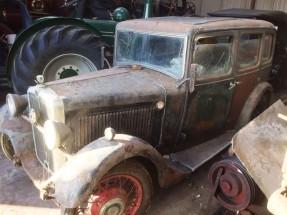 1932 Morris Ten