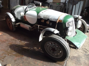 1947 Morris Ten