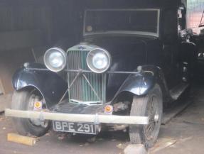 1934 Talbot 75