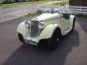 1935 Hillman Aero Minx