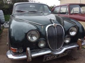 1967 Jaguar S-Type