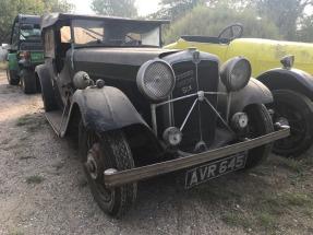 1934 Morris Ten Six