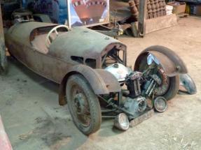 c. 1930s Morgan 3 Wheeler