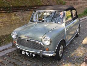 1964 Mini Crayford