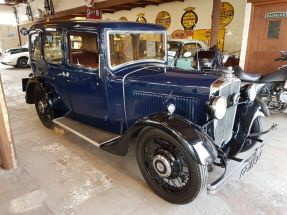 1933 Morris Ten Four