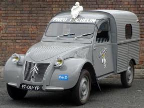 1962 Citroën 2CV Fourgonnette