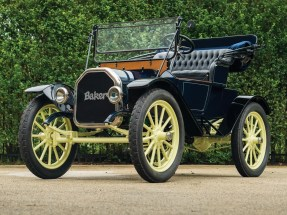 1912 Baker Electric Model W