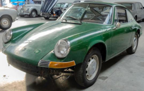 1967 Porsche 912