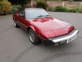 1989 Fiat X1/9