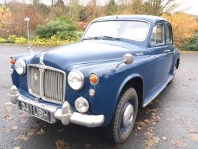 1961 Rover P4