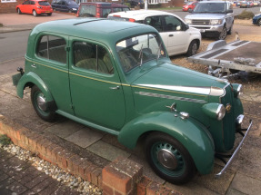 1938 Vauxhall 10