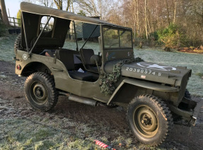 c. 1945 Ford Jeep