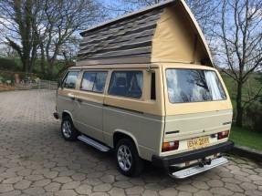 1982 Volkswagen Type 2 (T3)