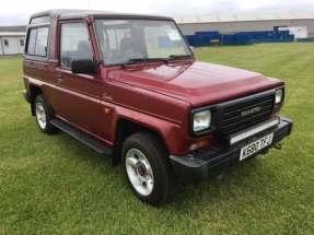 1992 Daihatsu Fourtrak