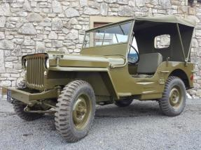 1947 Willys Jeep CJ2