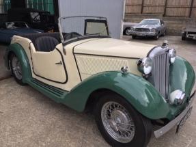1936 Sunbeam-Talbot Ten