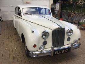 1954 Jaguar Mk VII