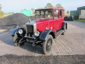 1927 Armstrong Siddeley 14hp