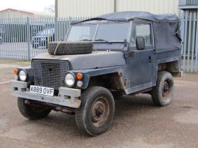 1984 Land Rover Lightweight
