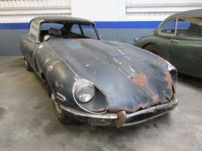 1969 Jaguar E-Type