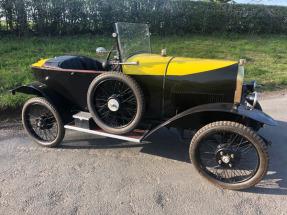 1922 Carteret Cyclecar Type D