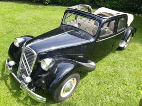 1950 Citroën 15/6