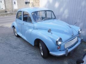 1966 Morris 1000