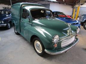 1970 Morris 6 CWT