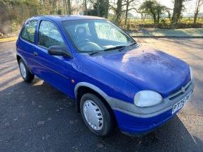 1996 Vauxhall Corsa