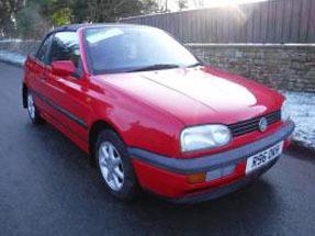 1998 Volkswagen Golf