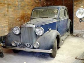 1938 Daimler 15hp