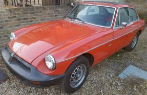 1976 MG MGB GT V8