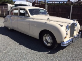 1953 Jaguar Mk VII