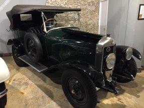 1925 Corre Cabriolet