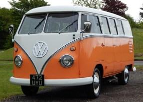 1958 Volkswagen Type 2 (T2)