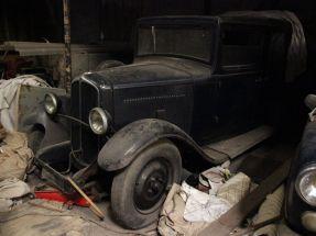 c. 1932 Renault Primaquatre